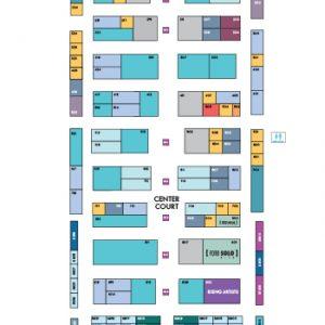 Spectrum Miami Floor Map