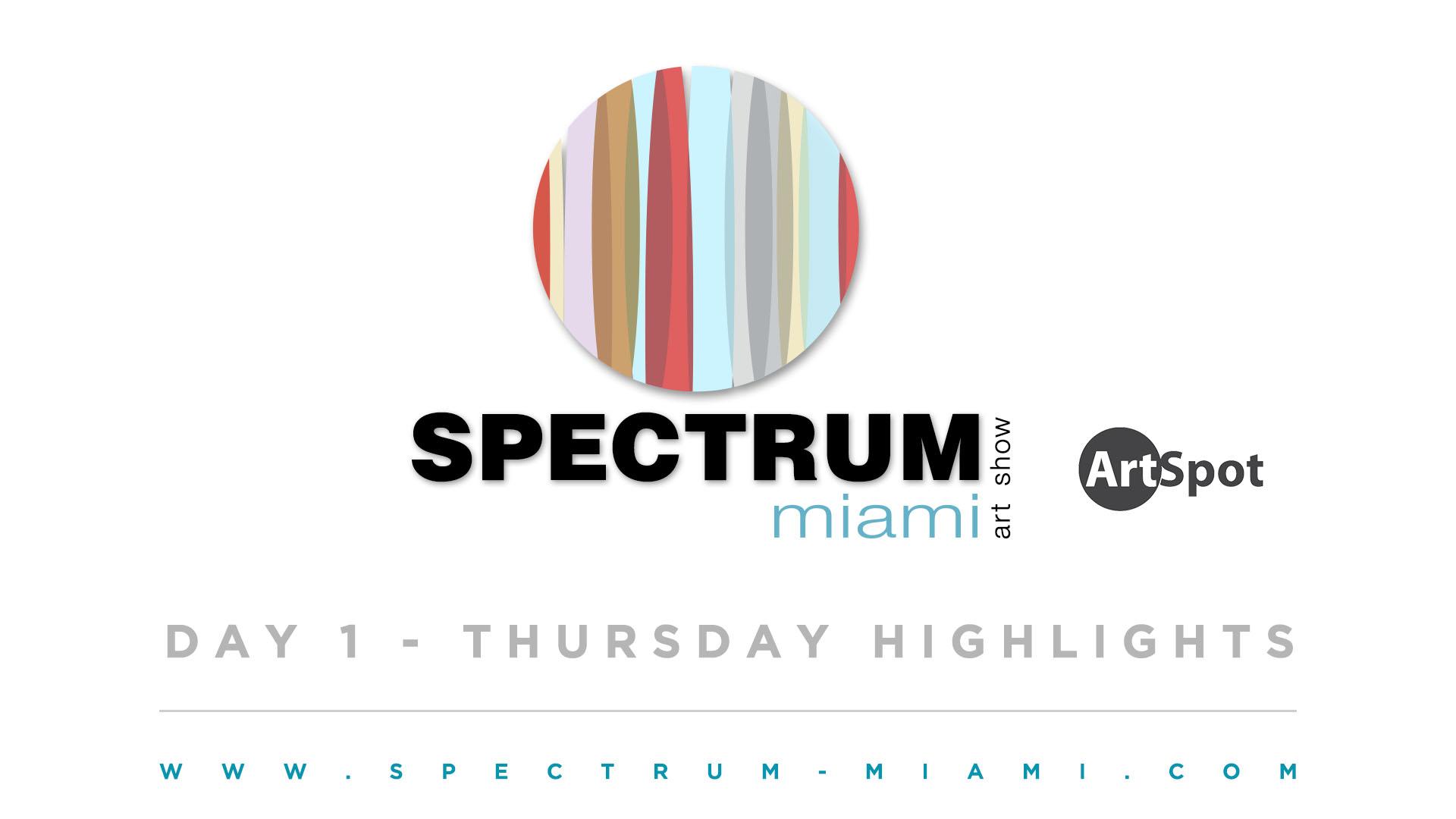 Spectrum Miami 2016 - Thursday Highlights