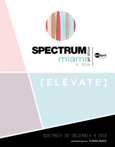 Spectrum Miami 2016 Show Catalog