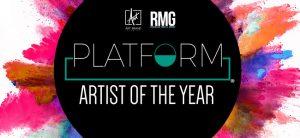 RMG - [PLATFORM] Artist of the Year