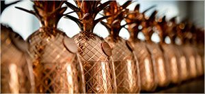 Absolut Elyx Copper Pineapple