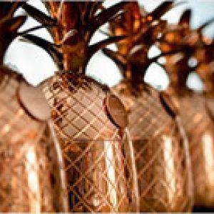 Absolut Elyx Copper Pineapple