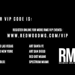RMG VIP Card - Back
