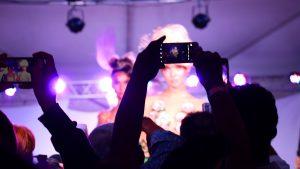 Spectrum Miami Art Show - Art Loves Fashion Show
