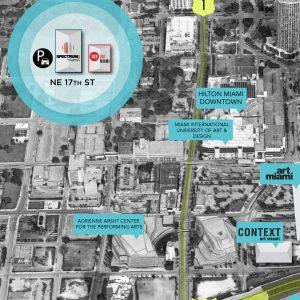 Spectrum Miami - Location
