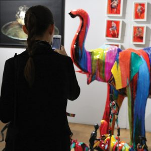 Exhibit at Spectrum Miami