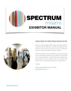 SMIA18 Exhibitor Manual