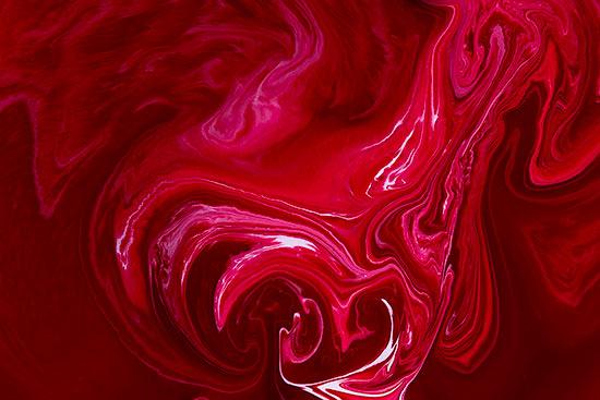artblend | Galaxy Red | Jim McCormick