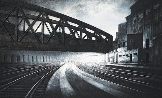 Mecenavie Gallery | Gare de l Est Paris | Luc Dartois