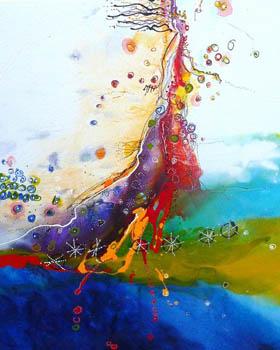 circus-diva-by-christine-alfery-artblend