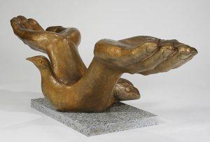 Alfano Sculpture - Peace Offering