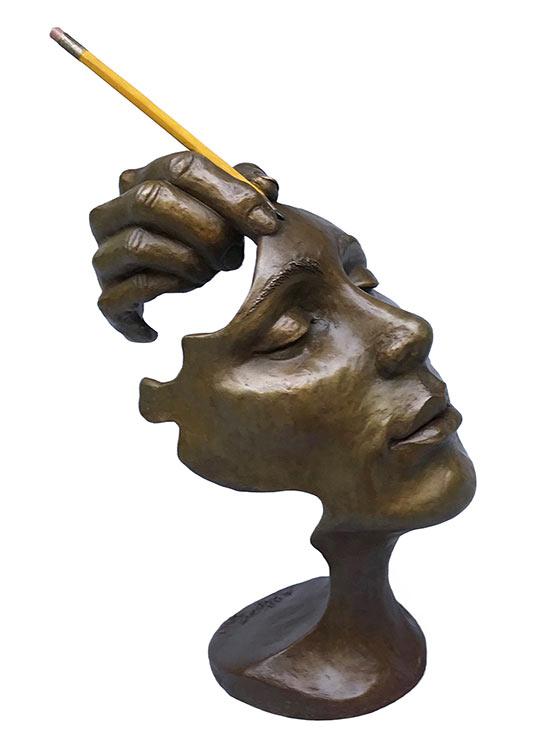 Alfano Sculpture - Soul Secrets