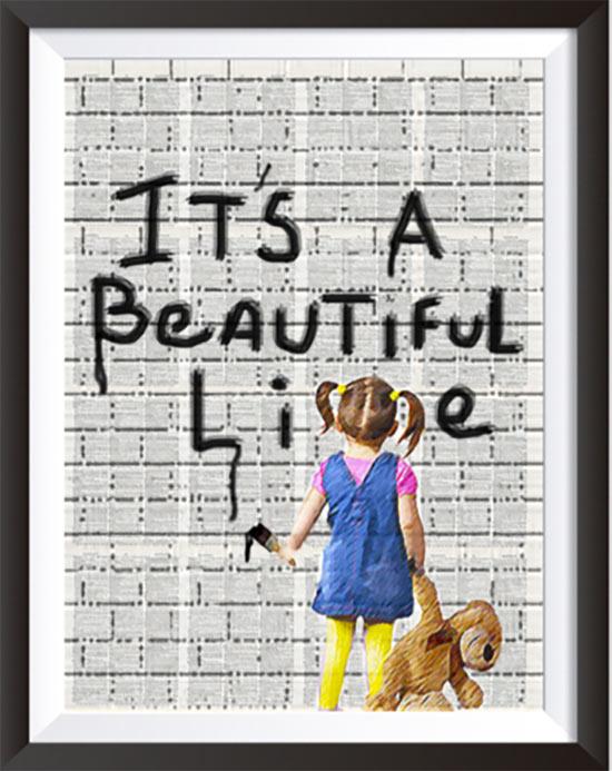 Artnwordz - Beautiful Lie