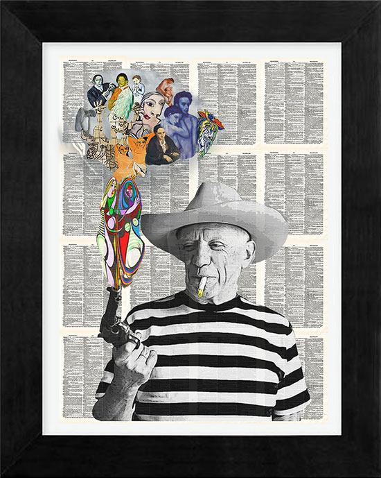 Artnwordz - Picasso