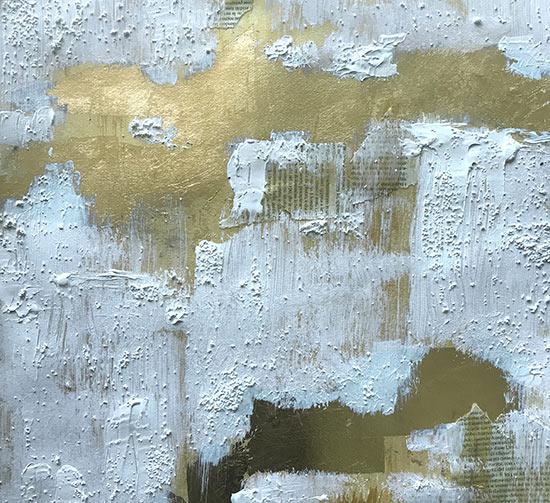 Elidea Art   Golden Texture