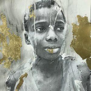 Elidea Art   Jamaican Boy