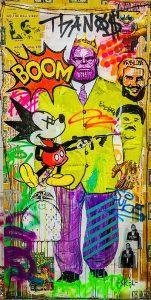 Jason Skeldon, Dapper Thanos | Jason Perez Art