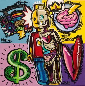 King Redd, Everything You'll Ever Need | Jason Perez Art