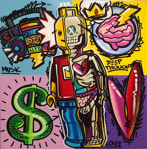 King Redd, Everything You'll Ever Need   Jason Perez Art