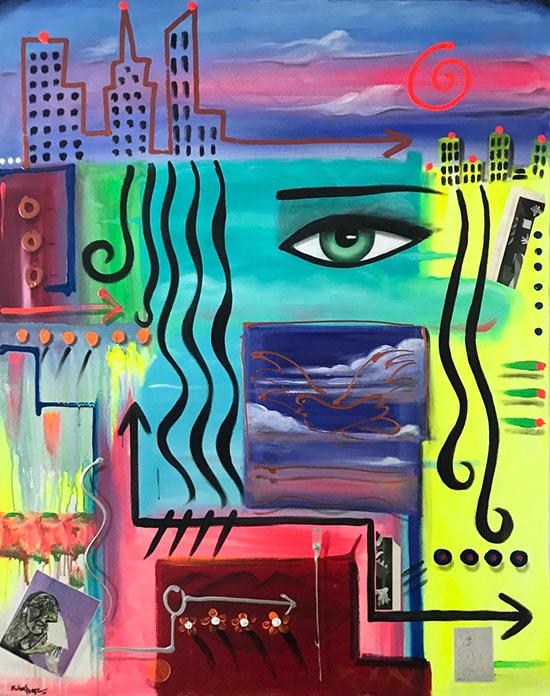 Michael Perez, New York To Miami   Jason Perez Art