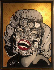 Sal Gaetan, The Marylin | Jason Perez Art