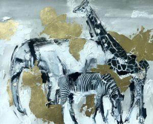 Elidea Art   Emotional Africa